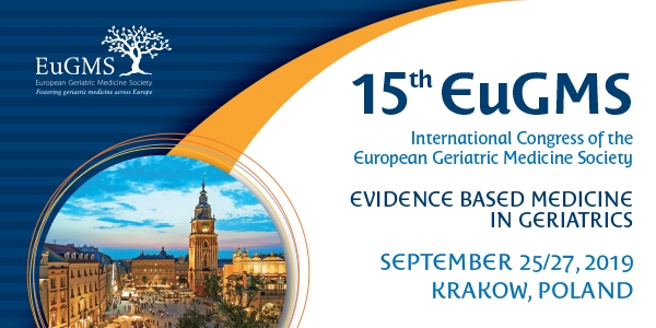 15th International Congress of the EuGMS