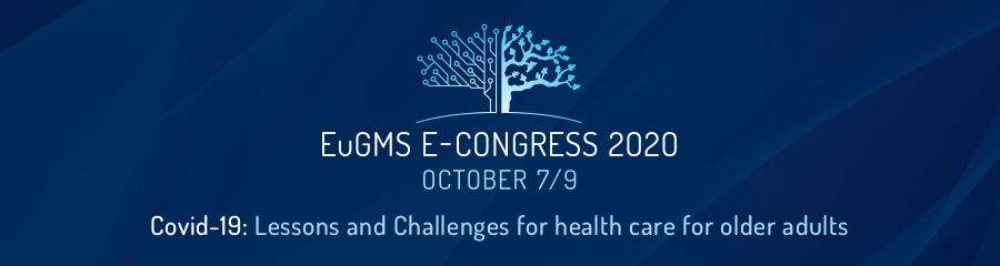 EuGMS e-Congress 2020 - Be part of it!